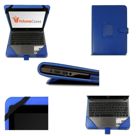 Folder Chromebook Case